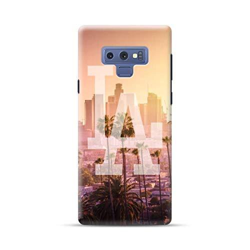 Los Angeles Samsung case Los Angeles s9 Plus s8 s7 edge s6 s5 s4 note 8 9 Los Angeles samsung galaxy phone case hard plastic transparent silicone cover city town LA