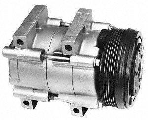 Four Seasons 57127 Remanufactured Compressor with Clutch (Mercury Cougar A/c)
