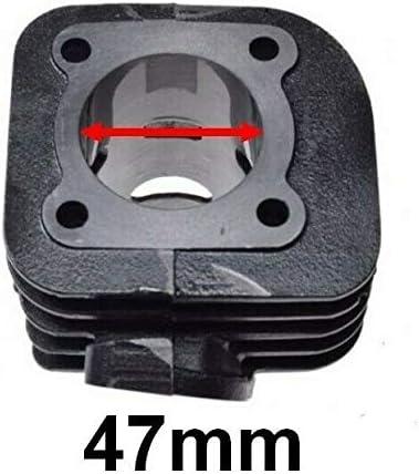 Unbranded 70cc SPORT CYLINDER HEAD SPARK PLUG compatible with AEON MINI KOLT ATV QUAD 50 2T