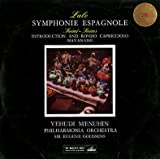 Symphonie Espagnole / Introduction And Rondo Capriccioso / Havanaise