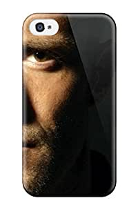 DkjOPys1586xWJeC Men Male Celebrity Jason Statham88 Awesome High Quality Iphone 4/4s Case Skin