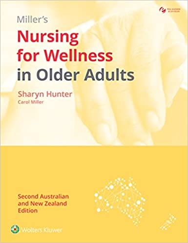 Book Miller's Nursing for Wellness in Older Adults