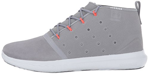 Steel Charged overcast Chaussures Gray Athlétiques Under Armour Femmes 035 qFwZX