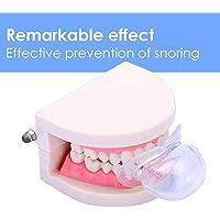 NOTE Snoring Anti Snore Tongue Retaning Device Stop Anti Snoring Mouthpiece Sleep Breathing Apnea Night Guard Aid Health Care