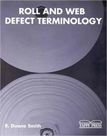 Roll and Web Defect Terminology