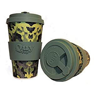 QUY CUP Bamboo Tazza Militare