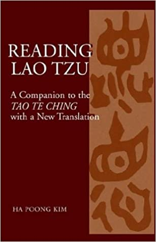Book Reading Lao Tzu