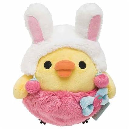 Amazon.com: Disfraz de conejo blanco lindo Kiiroitori en ...