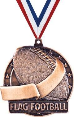 Flag Football medals – 2
