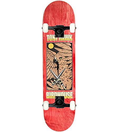 "Birdhouse Skateboard HAWK KNIGHT 7.75"" (Assorted Colors) ..."