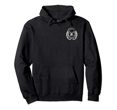 Force Air Tactical Air Control - Air Force Tactical Air Control Party TACP Badge Hoodie