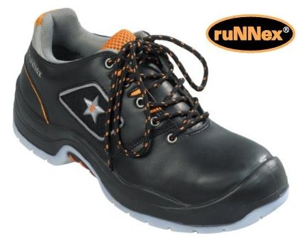 ruNNex Sicherheitsschuhe 5307-43 - S3 - AluStars black