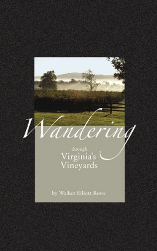 Wandering through Virginia's Vineyards PDF
