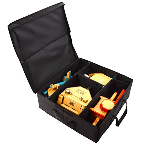 Organizer For Nintendo Labo Variety Kit 24 Original Protective Heavy Duty Organizer Storage Case For Nintendo Labo
