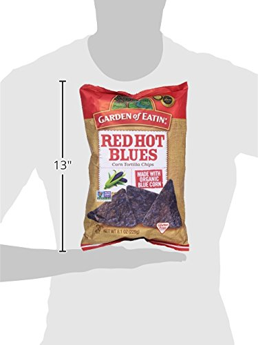 Amazoncom Garden Of Eatin Red Hot Blues 9 oz