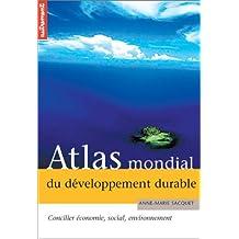 Atlas mondial du dévéloppement durable