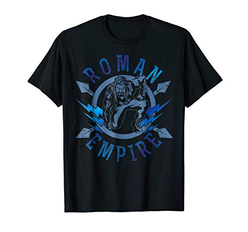 WWE Roman Reigns Empire Graphic T-Shirt