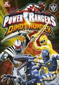 Power Rangers - Dino Thunder - Vol. 07 Alemania DVD: Amazon ...