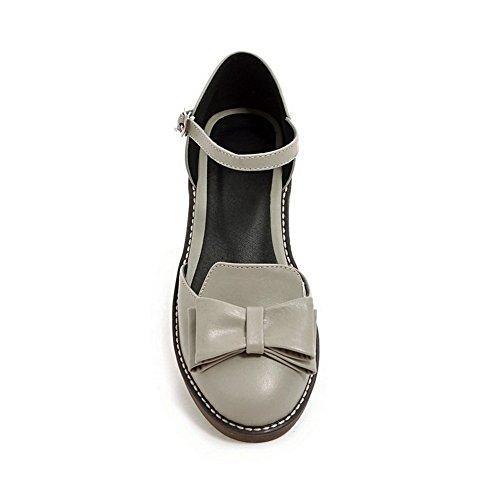 BalaMasa 36 Sandales Compensées Gris 5 Gris EU Femme 4d4qWBr1X