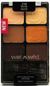 Wet 'n' Wild ColorIcon Eye Shadow Palette, Vanity 249