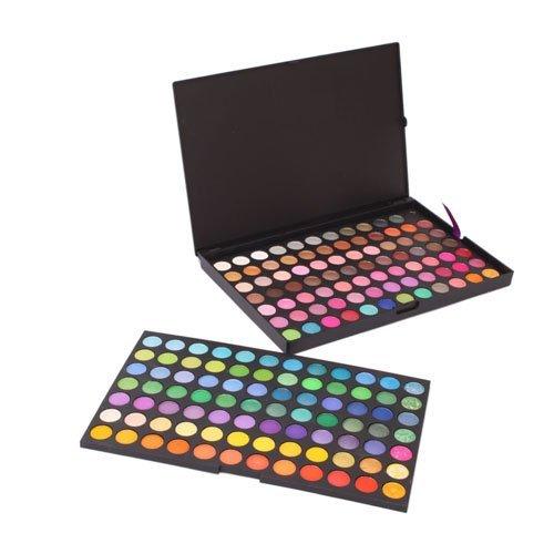 Profession 168 pages couleurs de maquillage Palette Ombres à paupières Ombre à Paupières