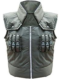 Adult US Size Kakashi Hatake Vest Cosplay Costume