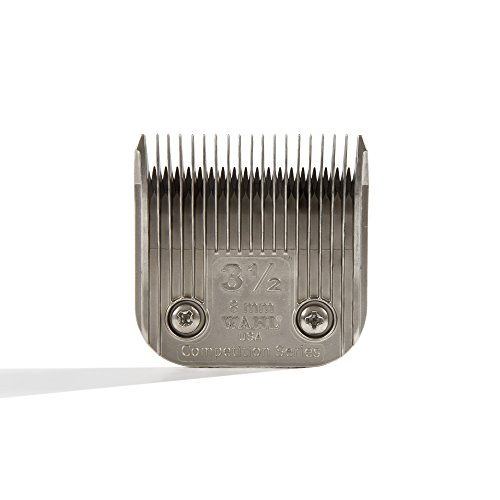 Wahl Professional Competition Series #3.5 8mm Clipper Blade - 2373-100 - Fits 5 Star Rapid Fire, Sterling Stinger, Oster 76 and Titan, and Andis BG (Wahl Competition Series)