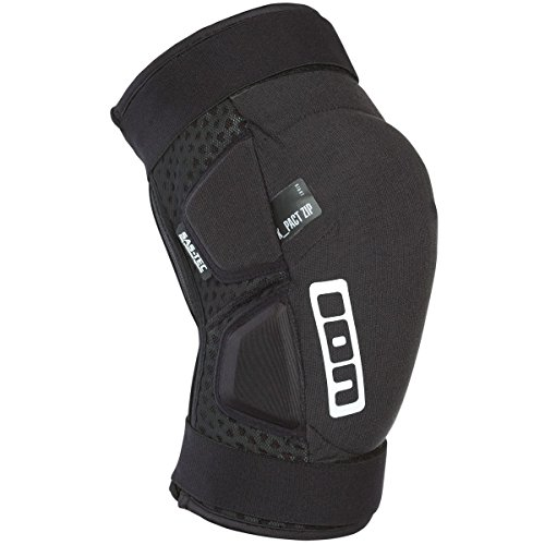 Ion K-Pact Zip Knee Pad Black, L by Ion