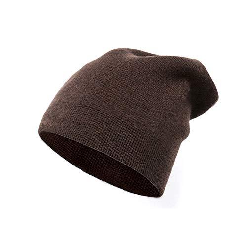 a Hat Aire Deporte Holgado Libre Cálido Sombrero Unisex Marrón Al Slouchy Tamaño Caliente Invierno Gran Beanie De Yxddg 0Iazqa