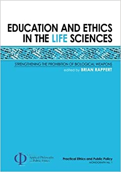 Book Education and Ethics in the Life Sciences