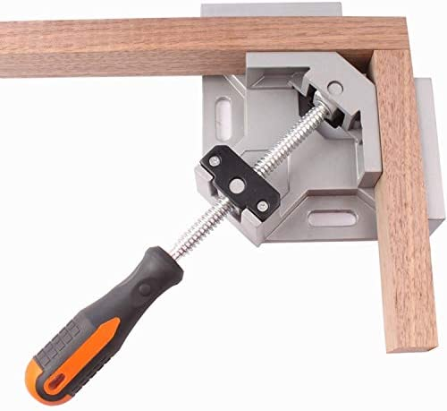 for Carpentry Cabinet XINL 90 Degree Clip Durable High Speed Steel Long Service Life 4pcs Right Angle Clamps