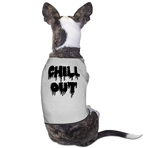 Theming Chill Out Halloween Dog Vest -