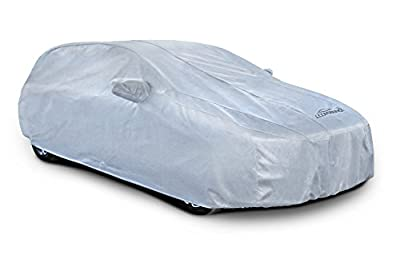 Coverking Custom Fit Car Cover for Select Kia Sedona Models - Silverguard (Silver)