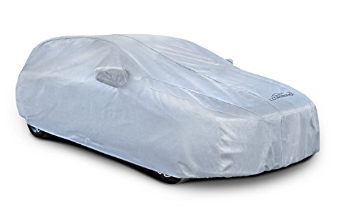 Coverking Custom Fit Car Cover for Select Jaguar X-Type Models - Silverguard (Silver) by Coverking