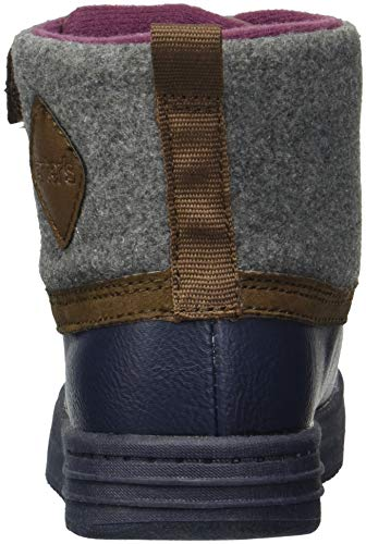 Pictures of Carter's Kids Boy's Bay2-b Navy Duck Boot Fashion CF180272 7