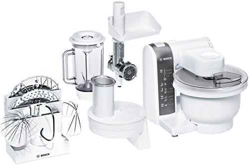Bosch MUM4855 robot da cucina 3,9 L Bianco 600 W