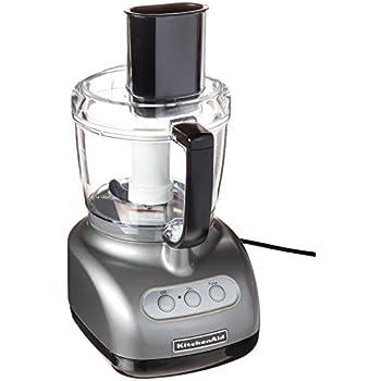 Amazon Com Kitchenaid Kfp0711cu 7 Cup Food Processor