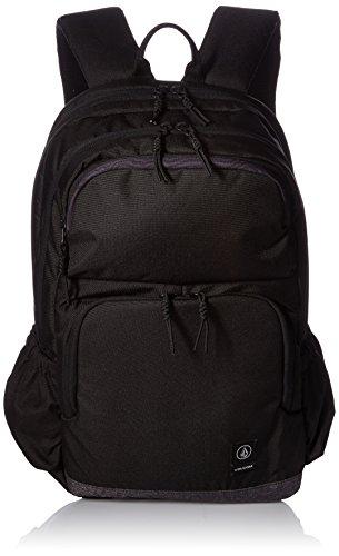 Volcom Men's Roamer Backpack, Ink Black, One Size