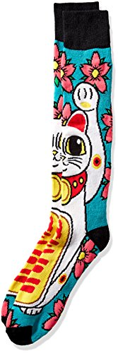 neff Men's Maneki Snow Sock