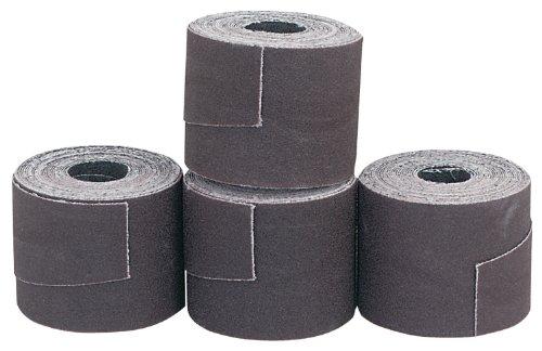 DELTA 31-817 80 Grit Pre-Cut Sanding Strips for Models 31-250, 31-255 Wide Drum Sanders - Pre Cut Sanding Strip