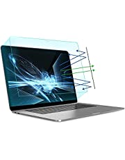 MOSISO 2 Pack 13 inch Laptop Screen Protector Matte Blue Light Blocking Anti-UV Eye Protection Filter Film Compatible with MacBook Air 13 2020 2019 2018/Compatible with MacBook Pro 13 USB-C 2020-2016