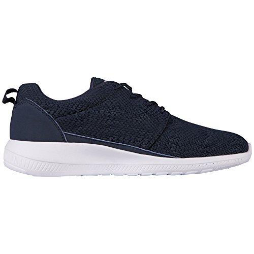 Kappa SPEED II Footwear unisex - zapatilla deportiva de material sintético unisex Azul (6710 Navy/white)