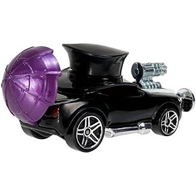 Hot Wheels DC Universe Penguin Vehicle: Toys & Games