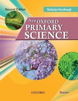 New Oxford Primary Science Book Intro. Nicholas Horsburgh