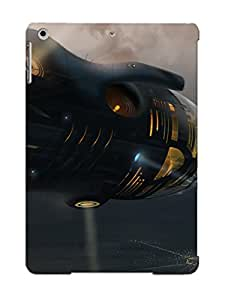 Hygienicsthe Ipad Air Well-designed Hard Case Cover Spaceships Protector For New Year's Gift