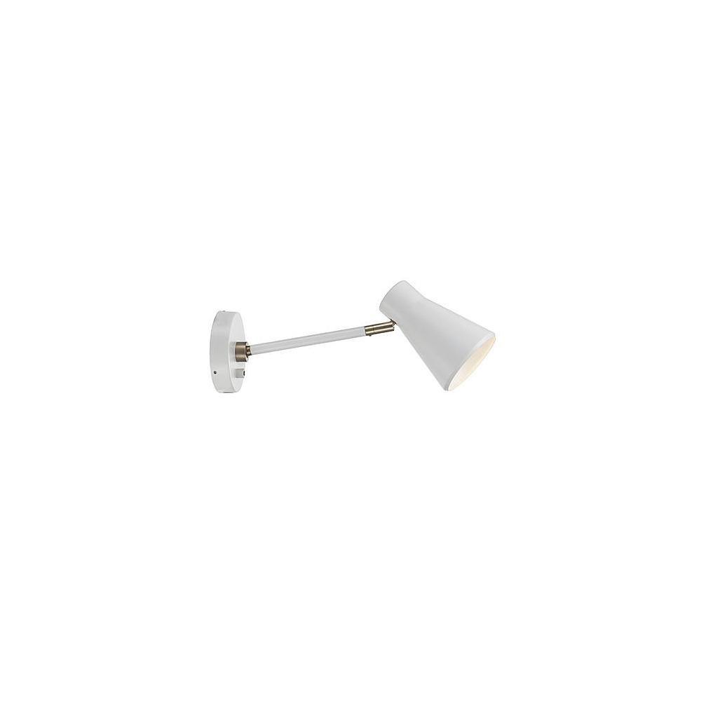 Nordlux LED Wandleuchte MOBILITY, GU10, IP20, weiß EEK  A++ - A