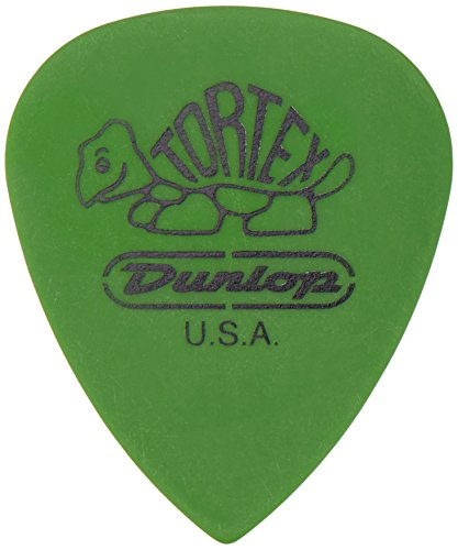 Dunlop 462P.88 Tortex TIII, Green, .88mm, 12/Player's Pack