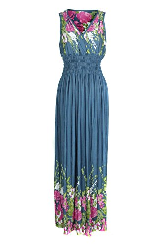G2 Chic Women's Spring and Summer Floral Festival Dress - Regular and Plus (Urban Chic Dress)