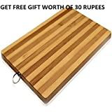 Vikruti Vegetable Premium Kitchen Chopping Cutting Board (GET Free Gift Worth of 30 Rupees)