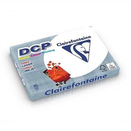 80 g//m/² Lot de 4 Ramette de 500 feuilles de papier DCP blanc A3